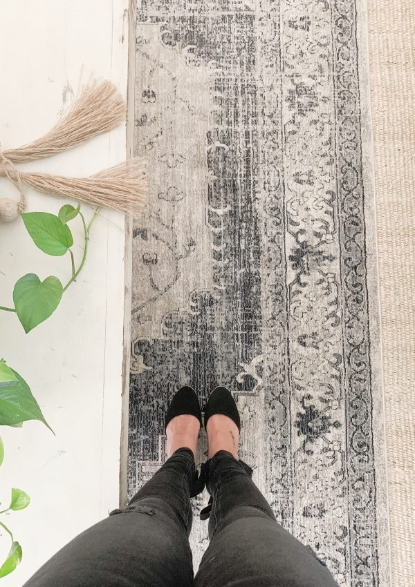 Boutique Rugs Black Friday Sale + Rug Home Tour