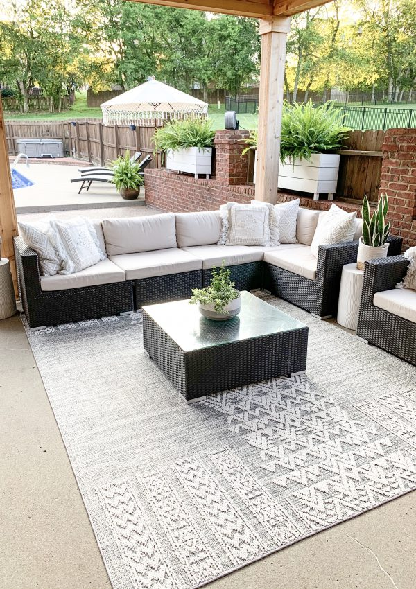 Outdoor Rug Favorites From Boutique Rugs