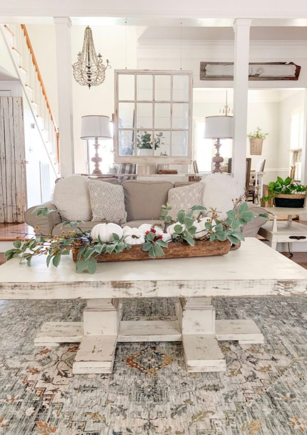 Farmhouse Style Fall Home Tour