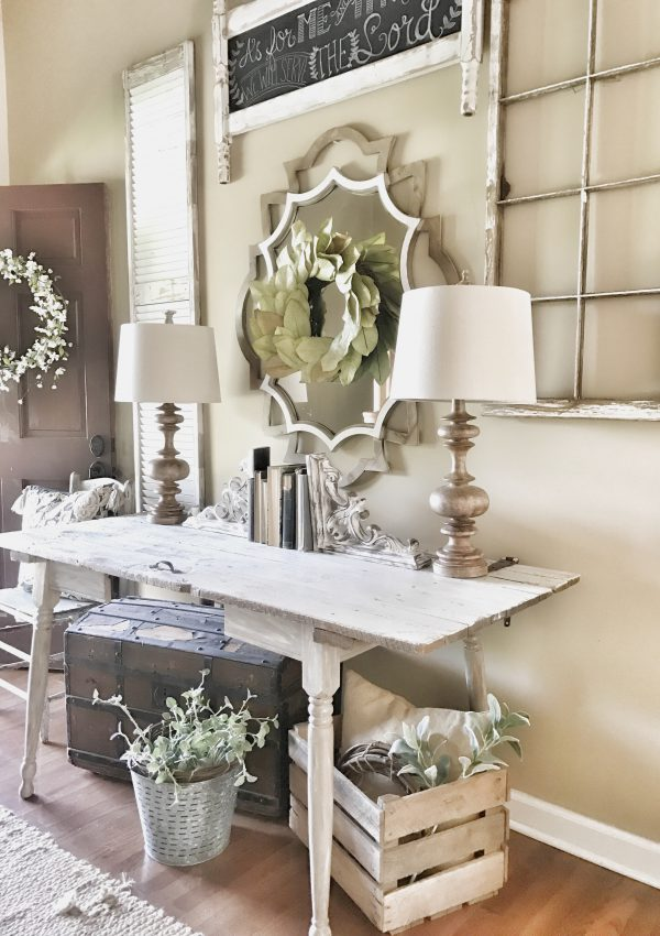 Collage Wall Decor Finds On a Budget