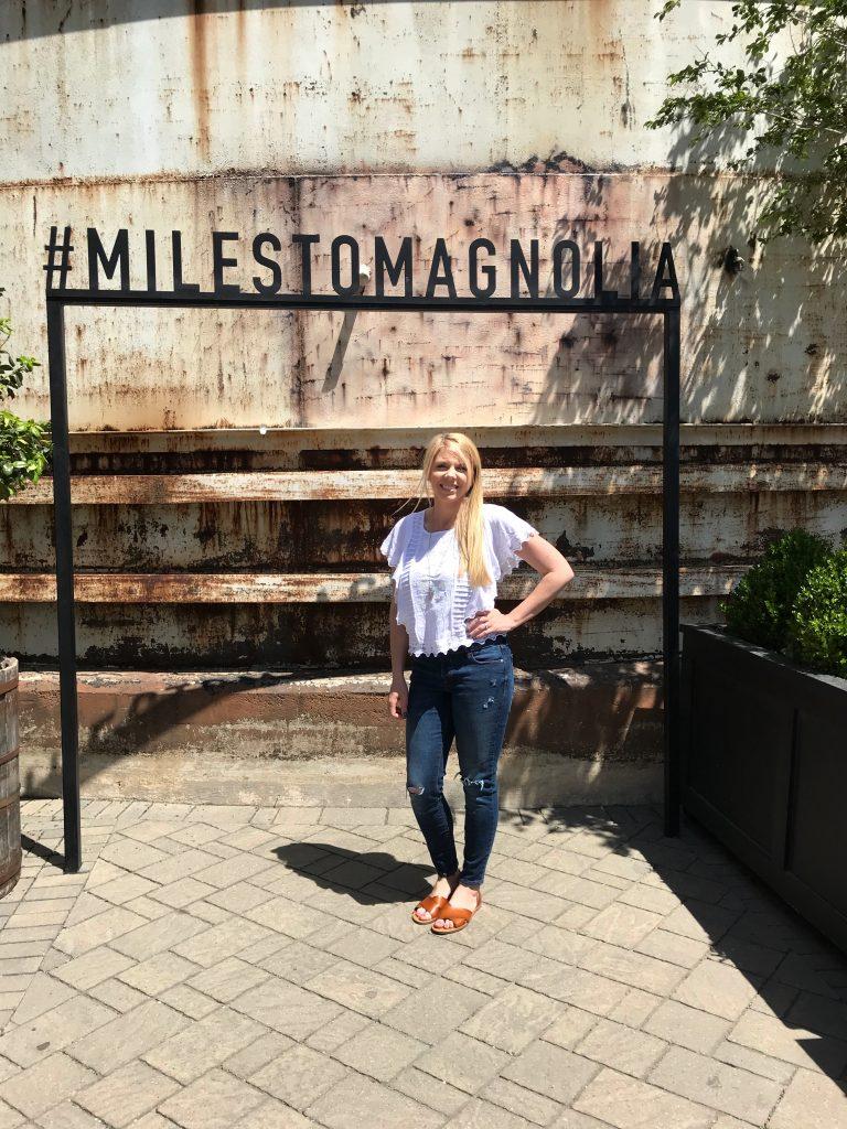 milestomagnolia sign