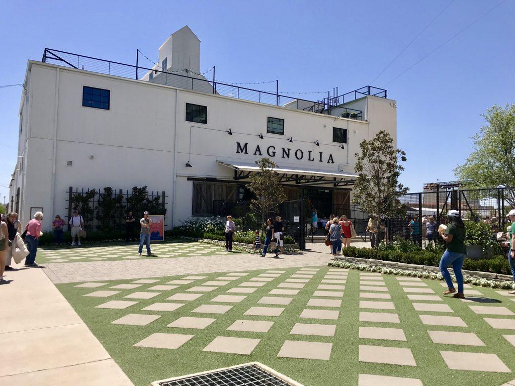 Magnolia Market exterior