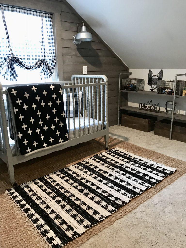 attic nursery