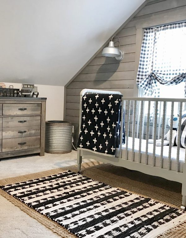 attic bedroom conversion nursery