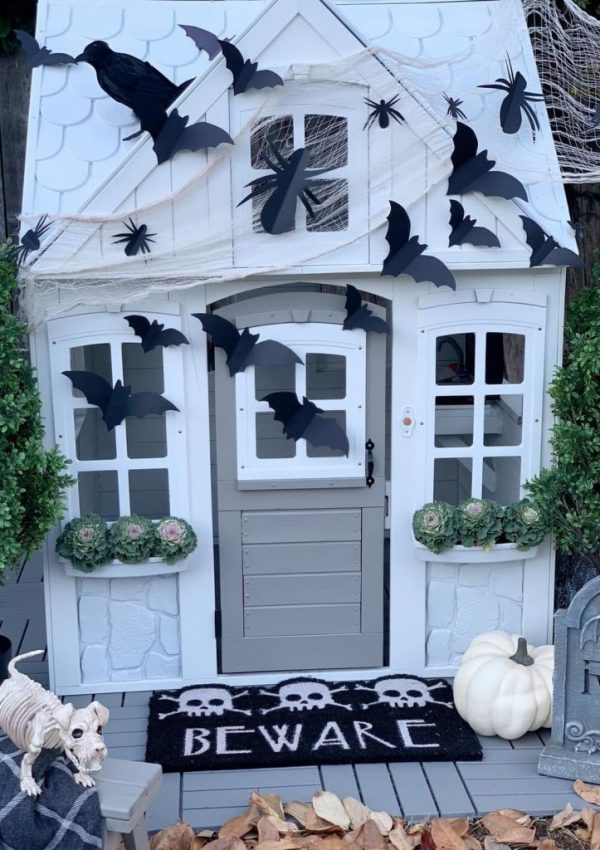 Halloween Decor Round-Up – Spooky Halloween Spaces