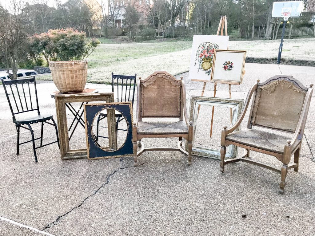 vintage chairs prints and frames