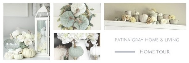 patina grey home and living home tour