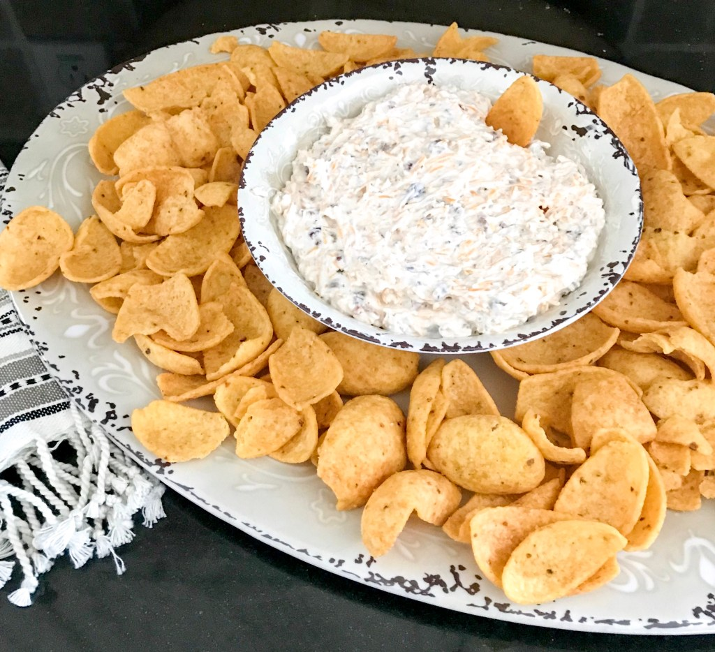 5 minute party dip