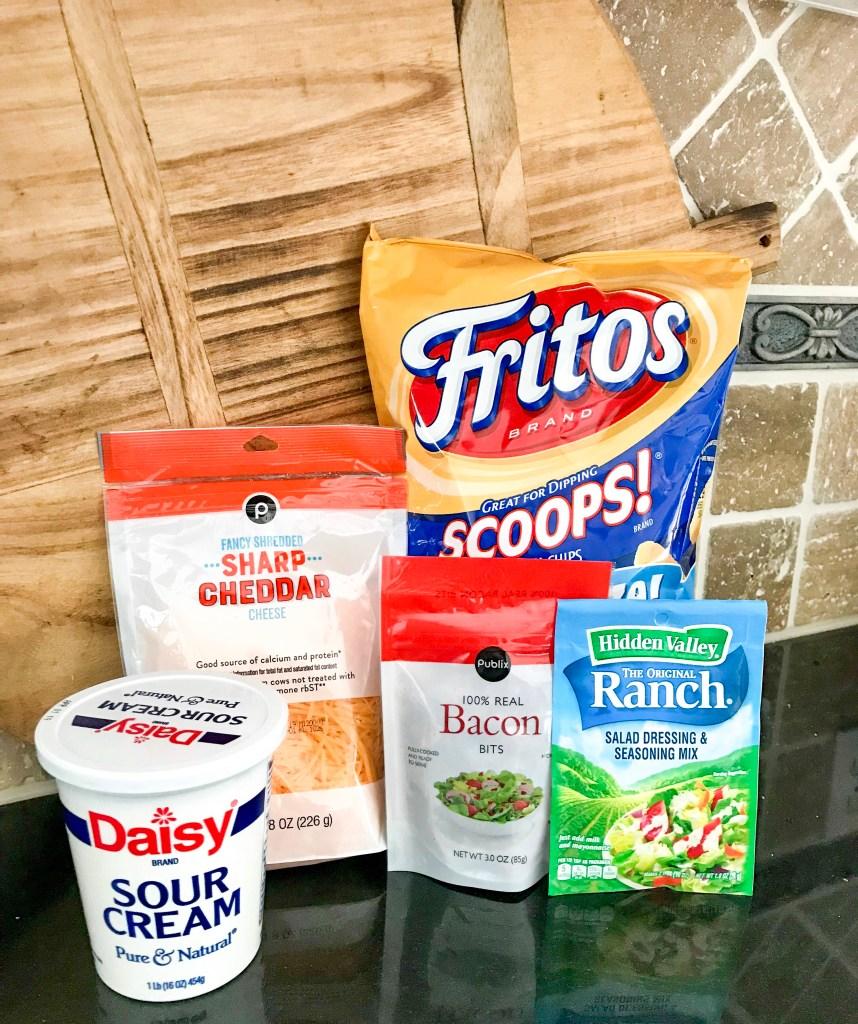 party dip ingredients
