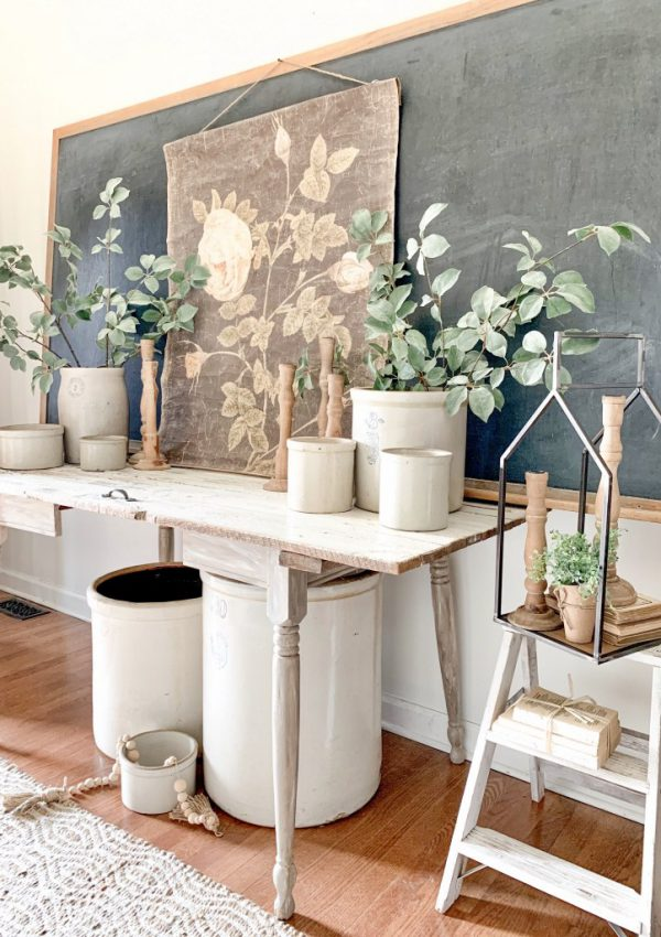 5 Ways to Decorate With  Botanical Prints All Year Round