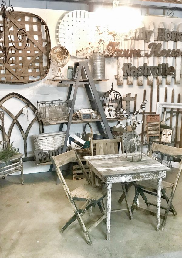 I Opened Up A New Booth – 112 Antique Mall