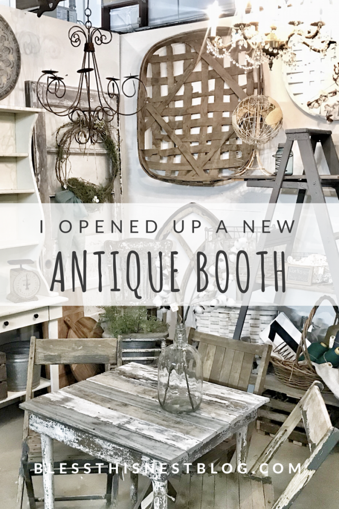 new antique booth 112 antique mall