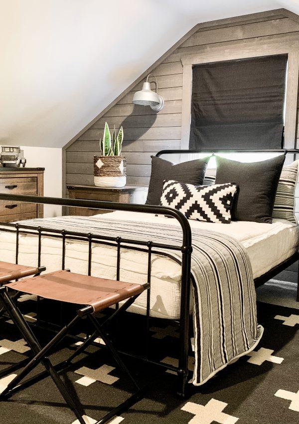 Big Boy Bedroom and Decor Reveal