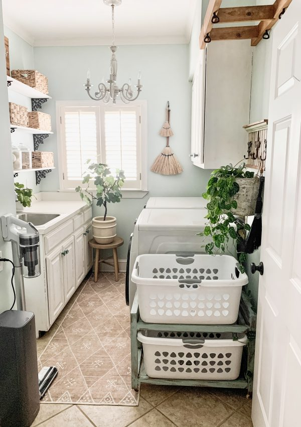 Samsung Healthy Home Kit For My Laundry Room