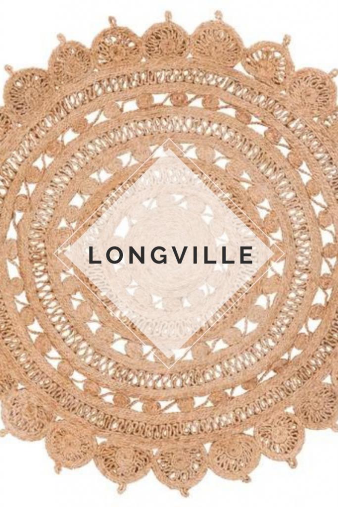Longville Jute Rug